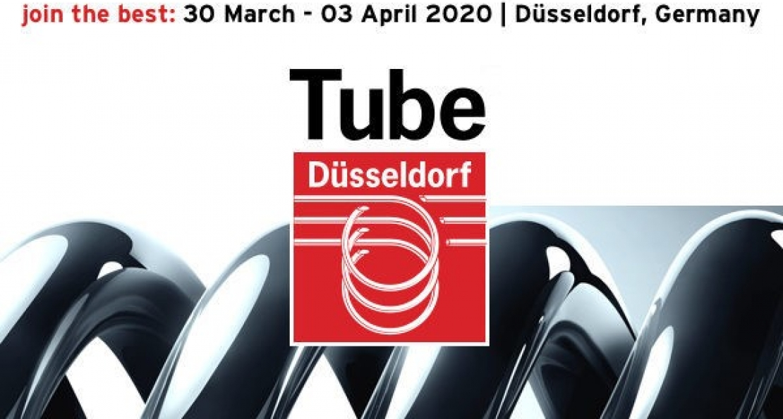 TUBE 2020 - Düsseldorf, Germania